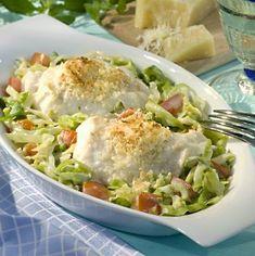 Íme a legegészségesebb fogyókúra: mediterrán diéta - 9 isteni receptötlettel! | Mindmegette.hu Potato Salad, Cabbage, Potatoes, Meat, Chicken, Vegetables, Ethnic Recipes, Food, Bulgur