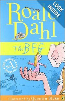 The BFG. Heidi made me read this book and I was surprised how much I ended up liking it!
