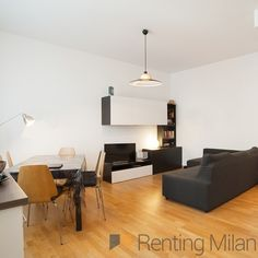 Coming up on #rentingmilan a great new apartment in the #bovisa area - ask us about it! Info@rentingmilan.com