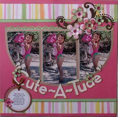 Cute-A-Tude - Scrapbook.com