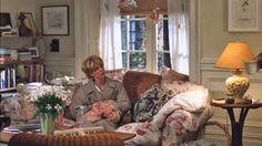 "Meg Ryan studio apartment in ""You've got Mail""."