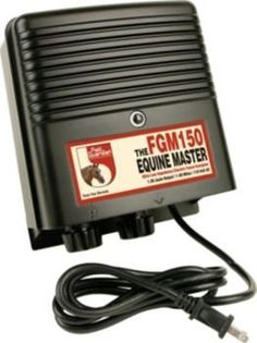 Field Guardian The Equine Master Fence Charger by horse.com. $109.79. Field Guardian The Equine Master Fence Energizer Designed for controlling small fenced in areas, will contain small animals, horses, and cattle. 110 volt a/c plug in powered fence charger. Features: Modular circuitry for easy service All weather construction, safe to mount outdoors Built in lightning protection Item Specifications: Model# FGM150 Low Impedance Contains small animals, horses, and cattle ...