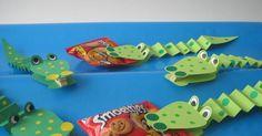 Benodigdheden: Kids Party Treats, School Birthday Treats, School Treats, Party Snacks, Baby Birthday, Diy For Kids, Crafts For Kids, Preschool Snacks, Safari Party