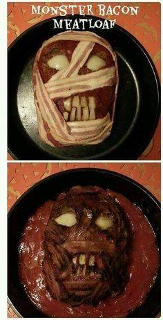 Monster meat loaf