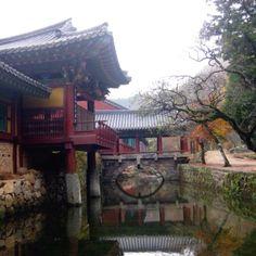 SongGwangSa temple,  Suncheon, Korea