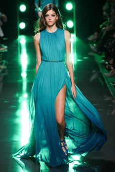Elie Saab | primavera verano 2015 paris fashion week