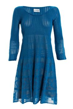 Blue Philosophy Dress