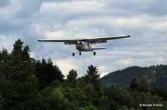 Soar above scenic Squamish any time of year.... spectacular! (this was one of our aircraft before the custom paint job!)