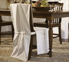 Dining Chair Loose Fit Slipcovers Fancify And Weddingise