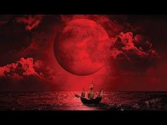 wolf howling sound effect scary Wolf Howl Sound, Red Moon Rising, Blood Moon Eclipse, Wolf Howling, Sound Effects, Moonlight, Scary, Around The Worlds, Music