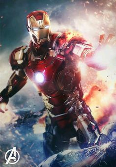 Avengers Infinity War Movie Poster 2018 Featuring Iron Man, Check Out the Breakdown of the Infinity War Trailer - DigitalEntertainmentReview.com