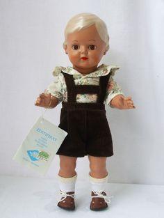 Original Schildkröt Puppe Christel 34 cm Zweitauflage mit Zertifikat Limitiert   eBay