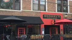 KSDK's Show Me St. Louis reminds viewers about a local landmark, Dressel's Public House, a favorite Welsh-style pub in the Central West End of St.News) - Dressel's Public House, a welsh-inspired pub locat. Area Restaurants, Public Health, St Louis, Tourism, Welsh, Seasons, Outdoor Decor, Inspired, House