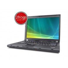 Laptop IBM Lenovo T61, T8100 2.1GHz, 2GB, 160GB - See more at: http://shop.2frogs.gr