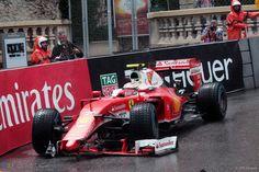 Kimi Raikkonen, Ferrari, Monte-Carlo, 2016