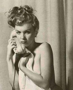 : Marilyn Monroe, 1949