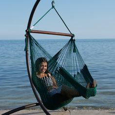 Caribbean Polyester Chair Hammock