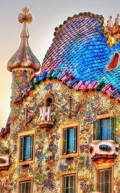 Stunning Architecture of Spain.