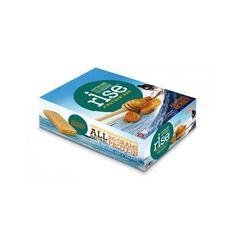 Rise Bar Protein Bar - Almond Honey - Case Of 12 - 2.1 Oz
