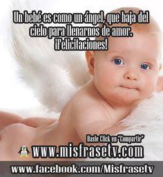 21 Mejores Imágenes De Frases Para El Nacimiento De Un Bebe The
