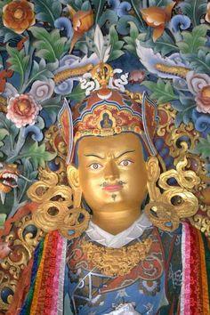 Guru Rinpoche, Om Ah Hung Benza Guru Pema Siddhi Hung