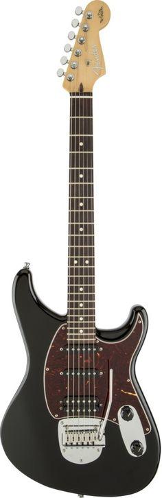 Fender Sergio Vallin Signature Model in Black