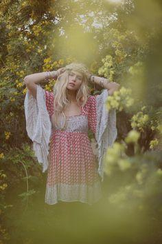 ☮ American Hippie Bohemian Boho Style ~ Dress