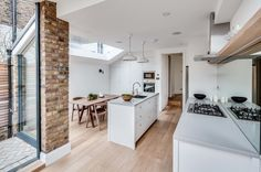 Contemporary Kitchen by JLB Developments