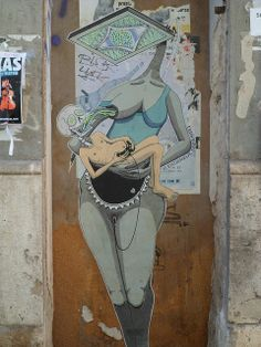 Riezgosozyal street art - Play generation