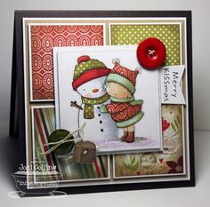 Merry KISSmas! by Kharmagirl - Cards and Paper Crafts at Splitcoaststampers