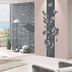 Wall Painting Decor, Mural Wall Art, Plaster Art, Vinyl Decor, Wall Patterns, Photo Wallpaper, Room Paint, Paint Designs, Wall Design
