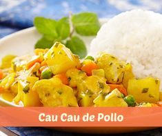 Pollo Guisado, Peruvian Recipes, Comida Latina, Latin Food, Quesadilla, Potato Salad, Nom Nom, Homemade, Dinner