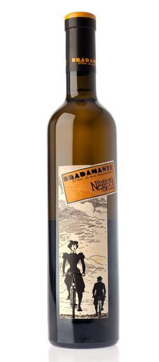 Bradamante  Vino bianco da uve stramature – dolce -