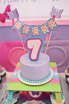 Girly Lego Friends Birthday Party via Kara's Party Ideas | Full of party ideas, printables, recipes, supplies, favors, and more! KarasPartyIdeas.com (31)