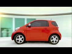 I want this~  The All New 2012 Scion iQ