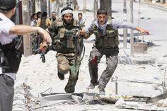 Free Syrian Army ... FSA