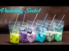 Cara Membuat Es Susu Jelly Yang Sehat, Enak Dan Nikmat Sekali - YouTube