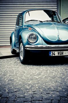 Vintage Beetle!