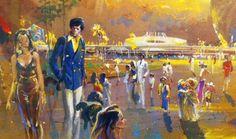 Dapper Day 2013 – An Introduction « Disneyways Vintage Disney Posters, Epcot Center, Disney Concept Art, Dapper Day, Yesterday And Today, Disney Style, Disney Parks, Playing Dress Up, Disneyland