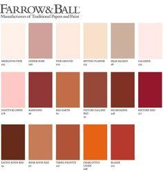 Nouvelle addiction déco : terracotta, blush, vieux rose… – So Pretty Little Things Room Colors, Wall Colors, House Colors, Colours, Colour Pallette, Colour Schemes, Orange Color Palettes, Color Harmony, Interior Paint Colors