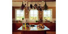 American Farmhouse Home Style Kitchen Photo Example