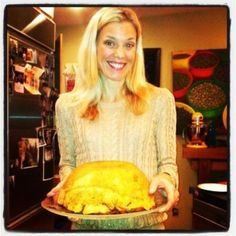 This is a timpano that I made for an employee Christmas gathering. (It's not a turkey!)   The Coddess