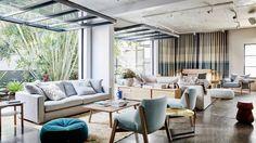 shop news: Jardan arrives in Brisbane Jardan Furniture, Living Furniture, Living Room Interior, Outdoor Furniture Sets, Furniture Design, Melbourne Architecture, Interior Architecture, Interior Design, Interior Styling