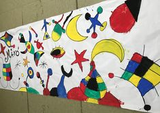 Joan Miro, Art For Kids, Art Projects, Kids Rugs, Home Decor, Children Art Projects, Learning Activities, Virtual Museum, Infant Activities