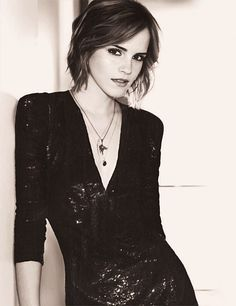 emma watson short hair - Google Search