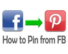 Must Read! How to Pin from Facebook.