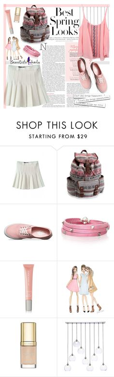 """""""beautifulhalo 64"""" by lejlamoranjkic ❤ liked on Polyvore featuring H&M, Aéropostale, Sif Jakobs Jewellery, Burberry, Dolce&Gabbana, CB2, women's clothing, women, female and woman"""
