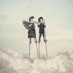 Yarenlik bu olsa gerek..Aynı gökte,aynı kalmak..