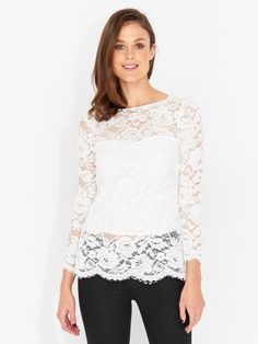 Image for Embrace Lace Top from Portmans