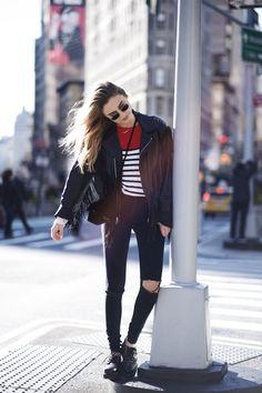 Sonya Esman, fashion blogger